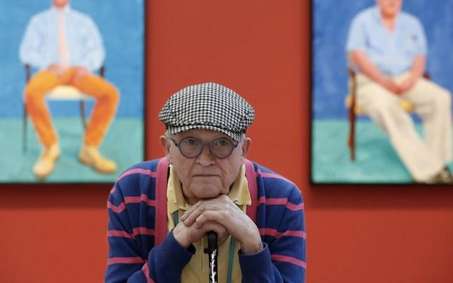 Cuadro de David Hockney rompería récord como la obra más cara de un artista vivo - Foto de Los Angeles Times