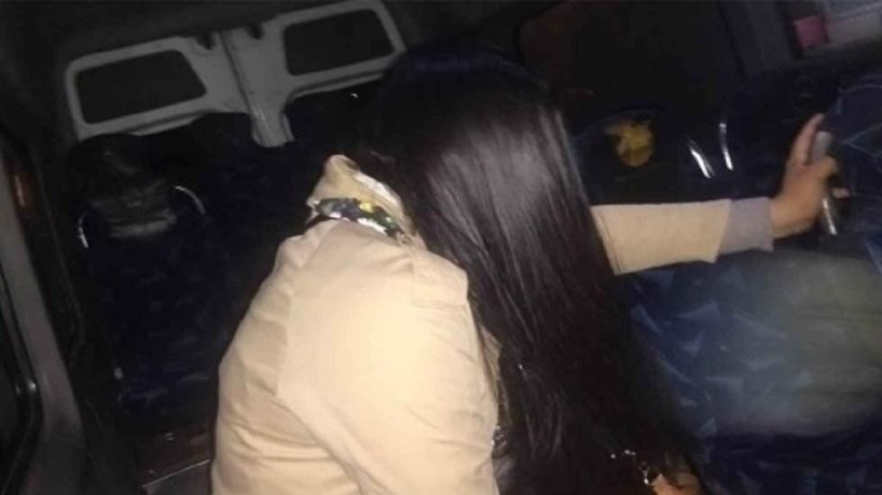Disparan a pasajeros durante asalto al transporte público - Foto de Excélsior