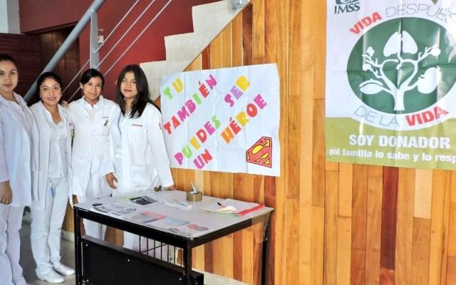¿Cómo ser donador de órganos y tejidos? - Foto de IMSS Tlaxcala