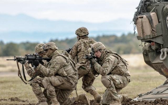 Guatemala aceptaría tropas de EE.UU. en frontera con México: congresista - Ejército de Estados Unidos. Foto de Internet