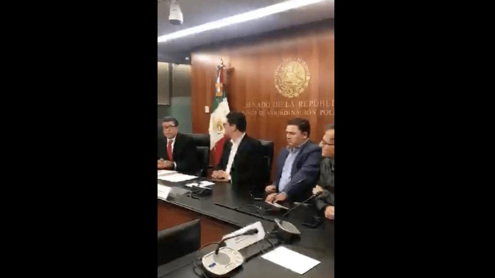 Entrega Secretaría de Economía texto de acuerdo comercial al Senado