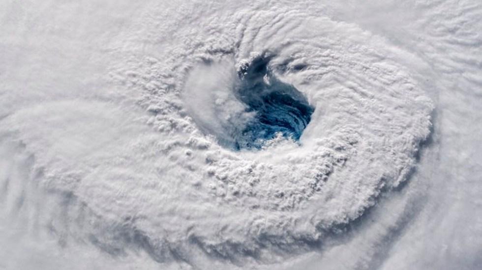 Huracán Florence toca tierra en la costa este de EE.UU. - Foto de NASA