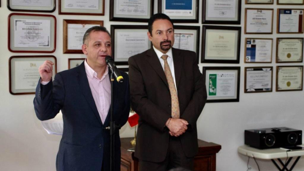 Secretaría de la Función Pública inhabilita a vocero de la Sedatu - Foto de  @GusRodriguezG