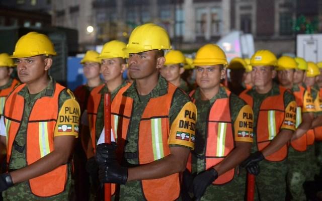 Habilitarán Protocolo de Respuesta a Emergencias en página de Segob - Foto de @PresidenciaMX