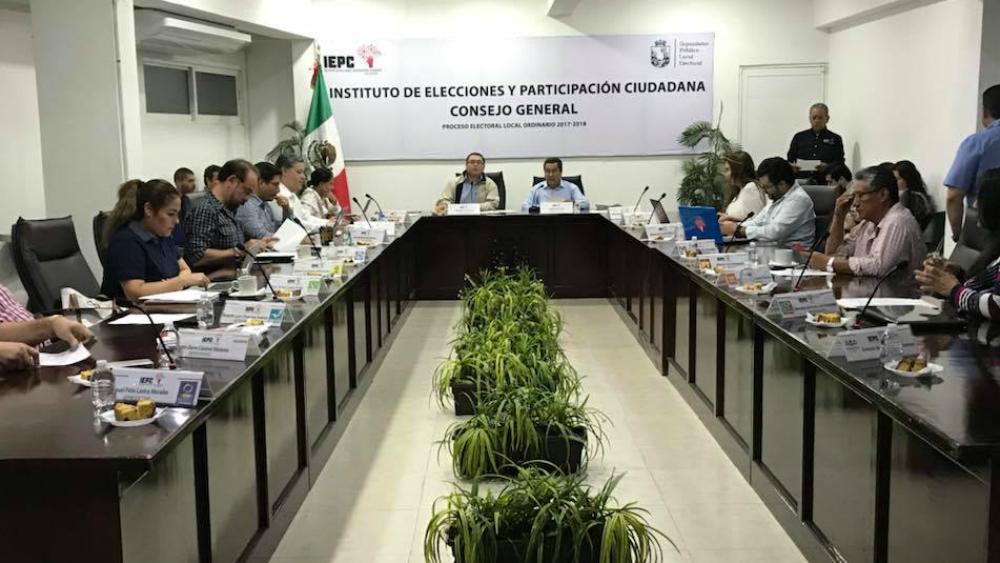 Indagan renuncias de candidatas electas en Chiapas - Foto de Instituto de Elecciones y Participación Ciudadana de Chiapas
