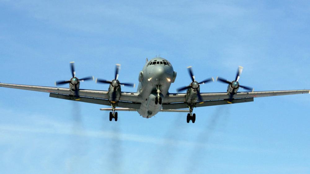 Un avión con 15 militares rusos fue derribado por un misil sirio