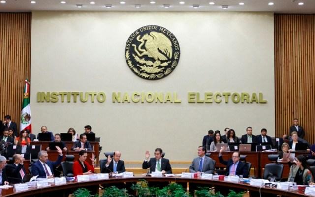 INE multaría con más de 40 mdp a partido que ofreció padrón electoral - Foto de Notimex