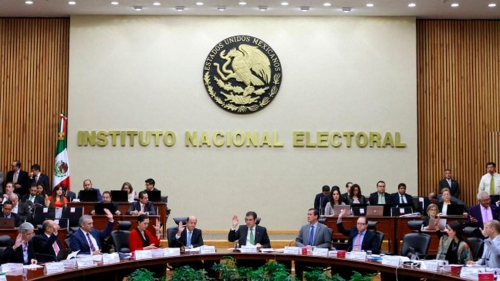 INE analiza creación de identificación digital para voto eléctrónico - Foto de Notimex