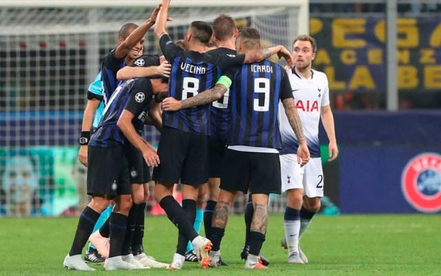 El Inter derrota 2-1 al Tottenham - Foto de Inter