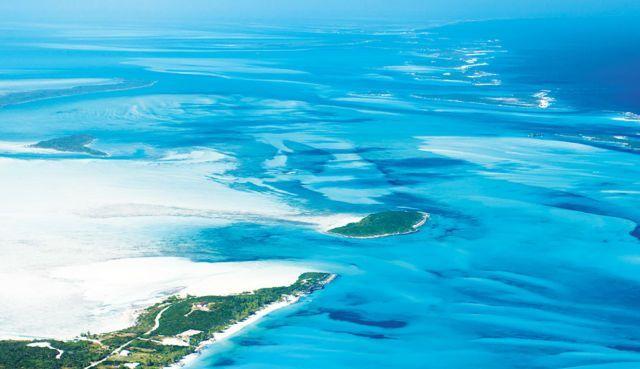 Las cinco mejores islas de Bahamas