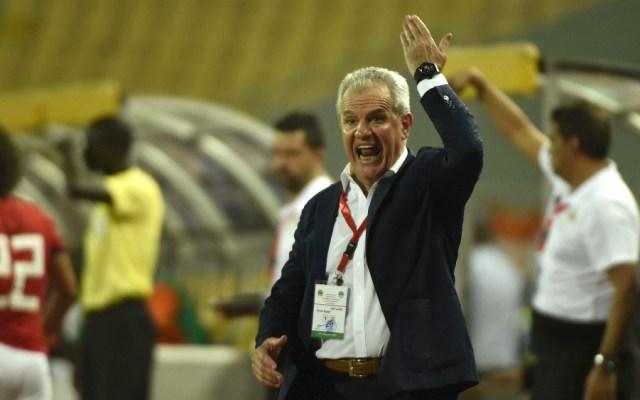 'Vasco' Aguirre debuta con goleada como técnico de Egipto - Foto de AFP