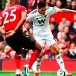 #Video Asistencia de Jiménez en empate de Wolves vs Manchester United