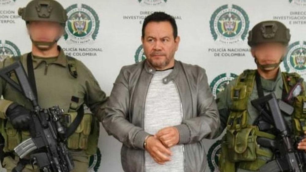 Condenan en EE.UU. a narcotraficante colombiano - Foto de Policía Nacional