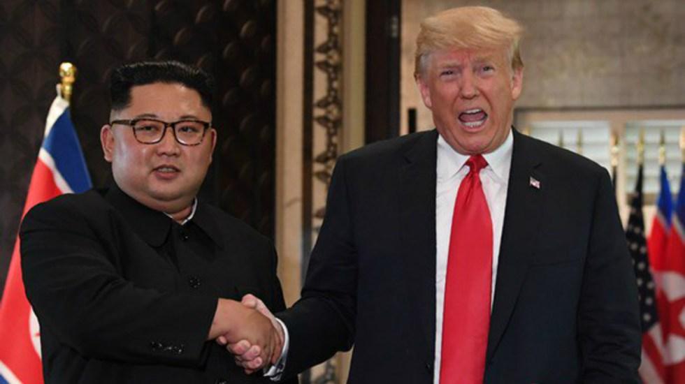 Trump plantea nuevo encuentro con Kim Jong-un en febrero - Kim Jong-un trump asegura que nueva cumbre podría ser en enero o febrero