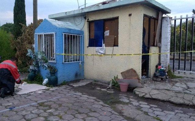 Encuentran cuerpo de mujer en capilla de Iztapalapa - Foto de @AlansCompany