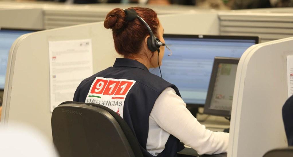 Hasta dos años de cárcel por mal uso de servicios de emergencia - Foto de Gobierno CDMX