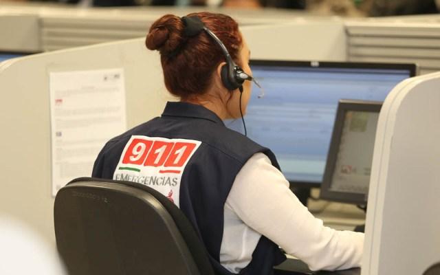 Recibe CDMX 27 mil llamadas de emergencia falsas a diario - Foto de Gobierno CDMX