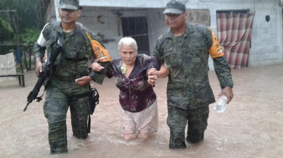 ¿Cómo podemos ayudar a damnificados en Sinaloa? - Foto de @SEDENAmx