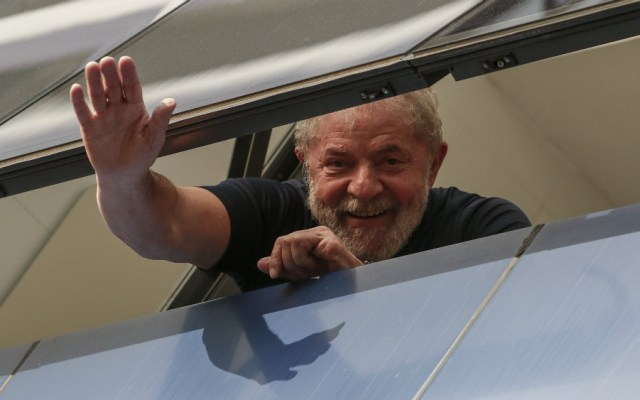 Tribunal de Brasil reduce la pena de Lula da Silva - Luiz Inacio Lula da Silva tribunal cárcel
