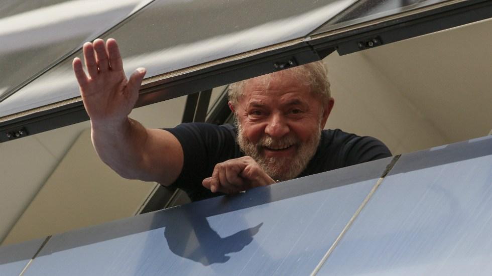 Lula multiplica recursos para salvar su candidatura - Luiz Inacio Lula da Silva tribunal cárcel
