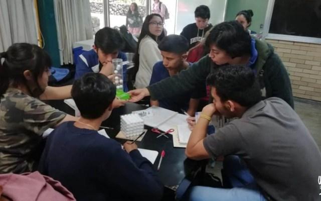 Mantendrán paro de labores seis planteles UNAM por agresión porril - Foto de @SalaPrensaUNAM