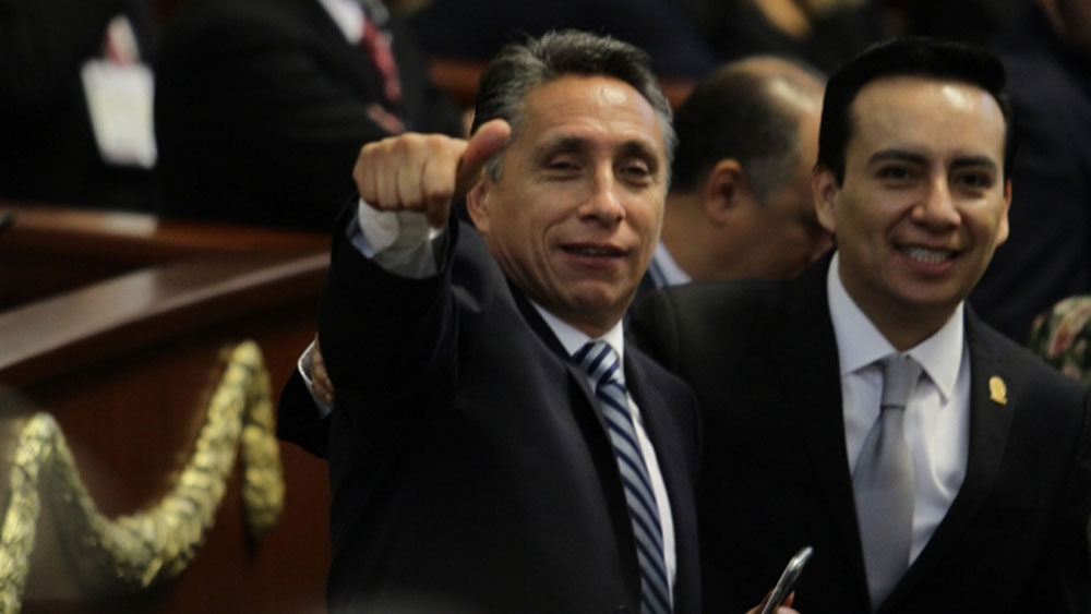 Equipo de Negrete impugna anulación de la elección en Coyoacán - Foto de Notimex