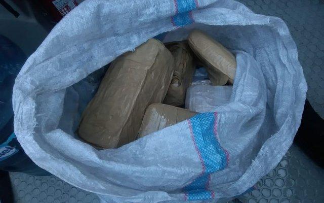 Condenan a 10 años de cárcel a mujer que transportaba mariguana en Jalisco - Foto de archivo