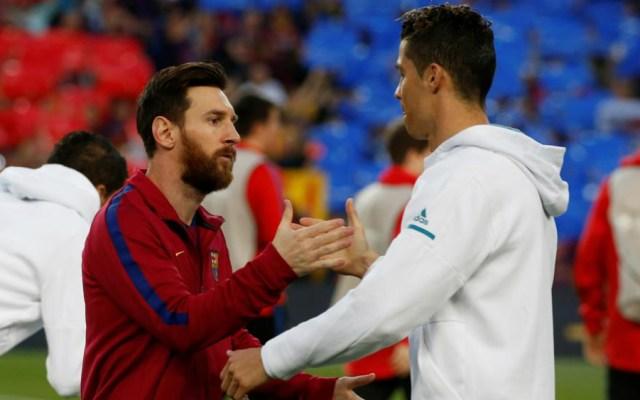 Messi vota a Cristiano Ronaldo por primera vez en el The Best - Foto de Mundo Deportivo