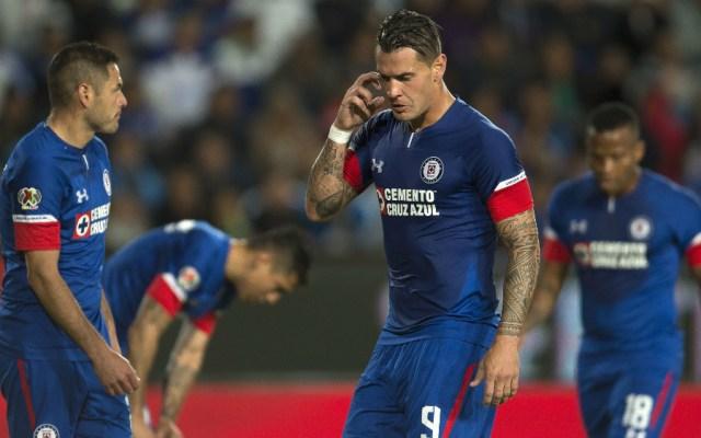 Cruz Azul enfrentará a Querétaro con varias bajas - Foto de Mexsport