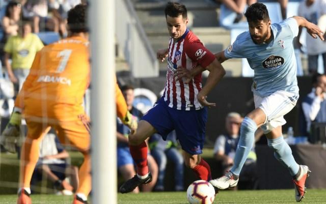 Néstor Araujo en el once ideal de La Liga española - Foto de AFP