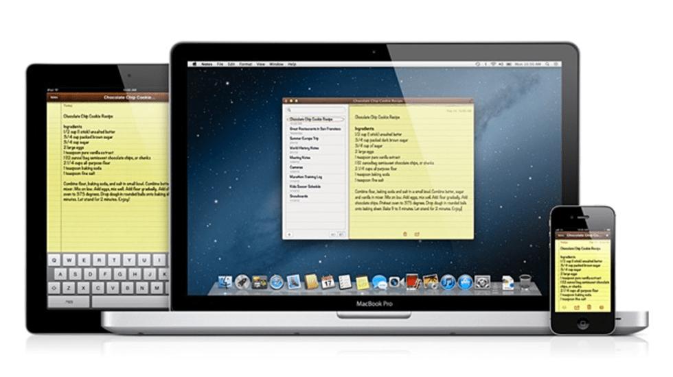 Ponle contraseña a tus notas en iPhone, iPad y Mac