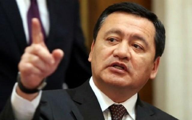 Cancelación de Texcoco es decisión unilateral: Osorio Chong - Foto de Internet