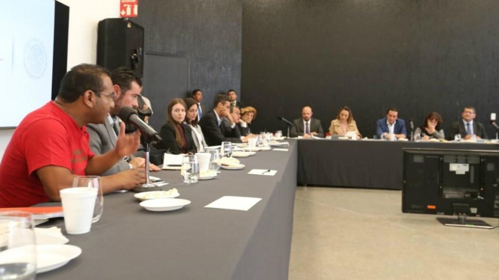 Gobierno federal refrenda compromiso de agotar investigación del Caso Iguala - Foto de PGR