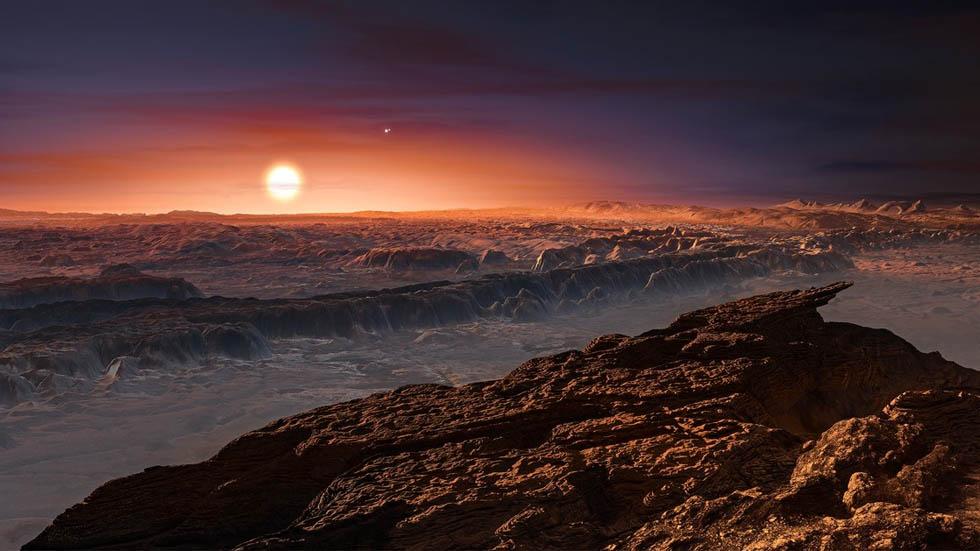 Exoplaneta más cercano a la Tierra tiene posibilidades de ser habitable