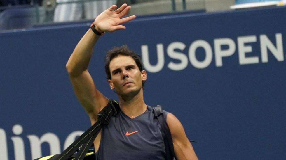 Rafael Nadal no disputará semifinal de Copa Davis contra Francia - nadal será operado del tobillo