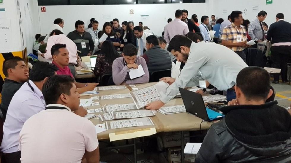 El PAN pide al TEPJF rechazar propuesta de anular la elección en Puebla - anulacion elecciones puebla pan