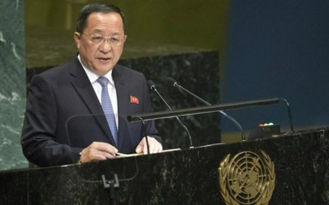 Corea del Norte dice que no se desarmará sin la confianza de EE.UU. - Foto de AP