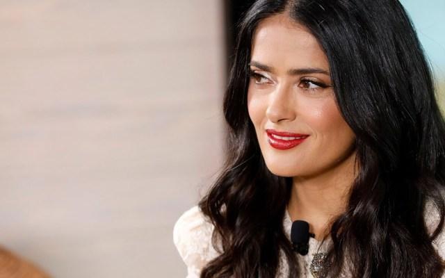 Salma Hayek será presentadora en el Óscar - Foto de Vogue