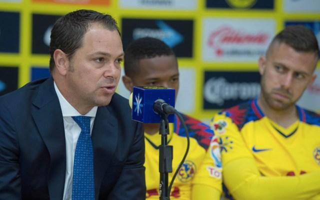Santiago Baños sale en defensa de Marchesín - Foto de Mexsport