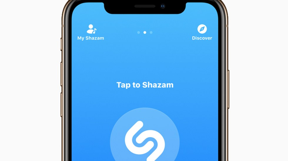 Apple concluye compra de Shazam - Foto de Apple