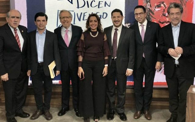 #SiMeDicenNoVengo: La discusión sobre los proyectos del próximo gobierno - Foto de @JLozanoA