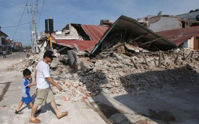 Suman más de 26 mil réplicas de sismo de magnitud 8.2 de 2017 - Foto de Milenio