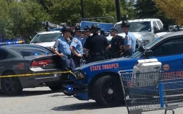 Tiroteo en Walmart de Georgia deja deja un muerto - Foto de Fox 5