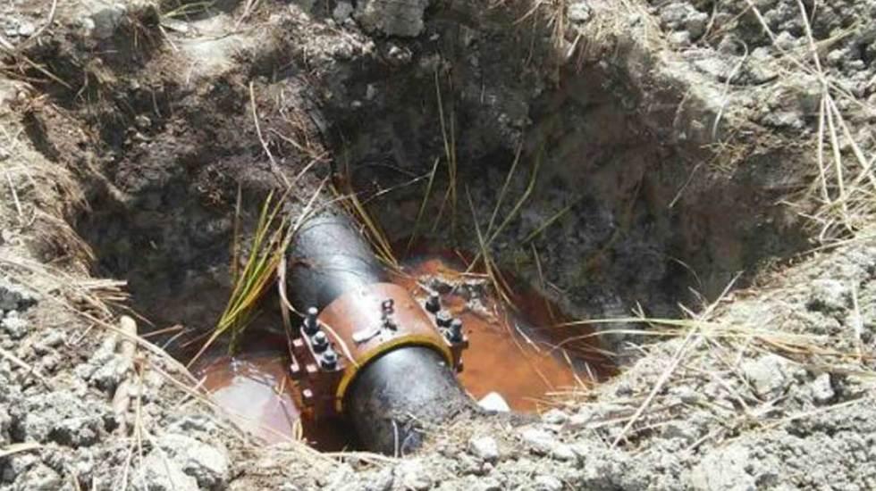 Decomisan 28 mil litros de hidrocarburo en Coahuila - Foto de Twitter