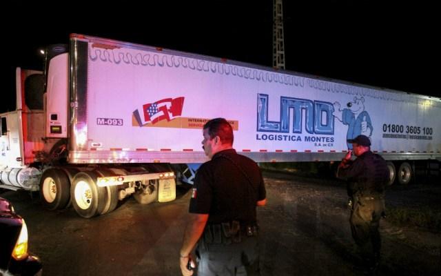 Cadáveres deben sepultarse antes del 15 de octubre: fiscal de Jalisco - Foto de AFP