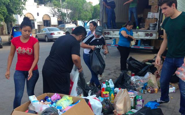 Coahuila envía 20 toneladas de víveres a damnificados de Sinaloa - Foto de Internet