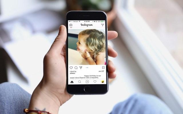 Instagram cambia la forma desplazarse en el feed - Inicio de Instagram. Foto de Internet