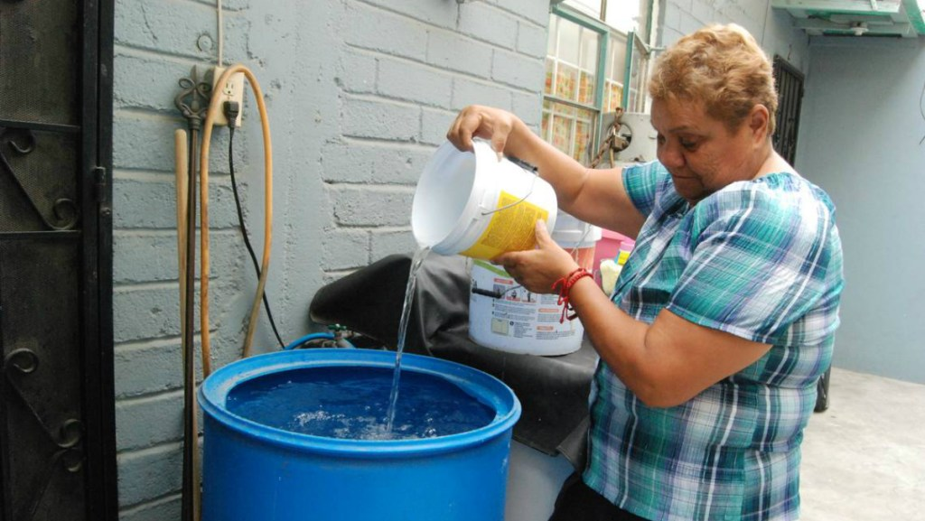 Recomendaciones para el corte de agua en Ciudad de México. Noticias en tiempo real
