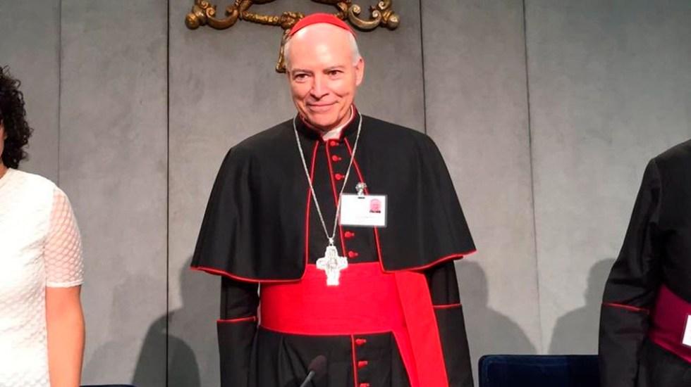 Aguiar Retes llama a actuar de inmediato ante casos de pederastia - Foto de @ArzobispoAguiar