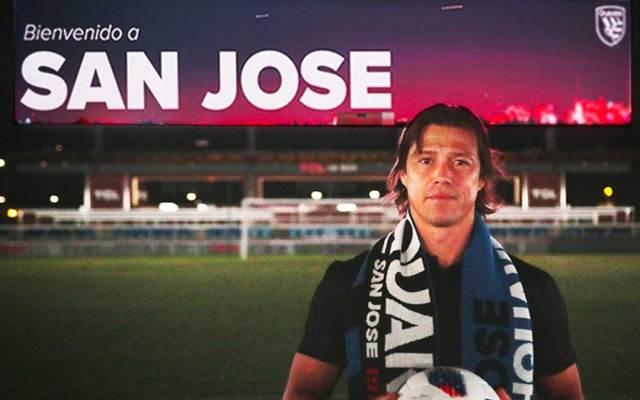 Matías Almeyda nuevo entrenador del San José Earthquakes